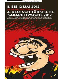 Deutsch-Türkisches Kabarett vom 05.05. – 12.05.2012