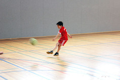 Vater-Kind-Fussball